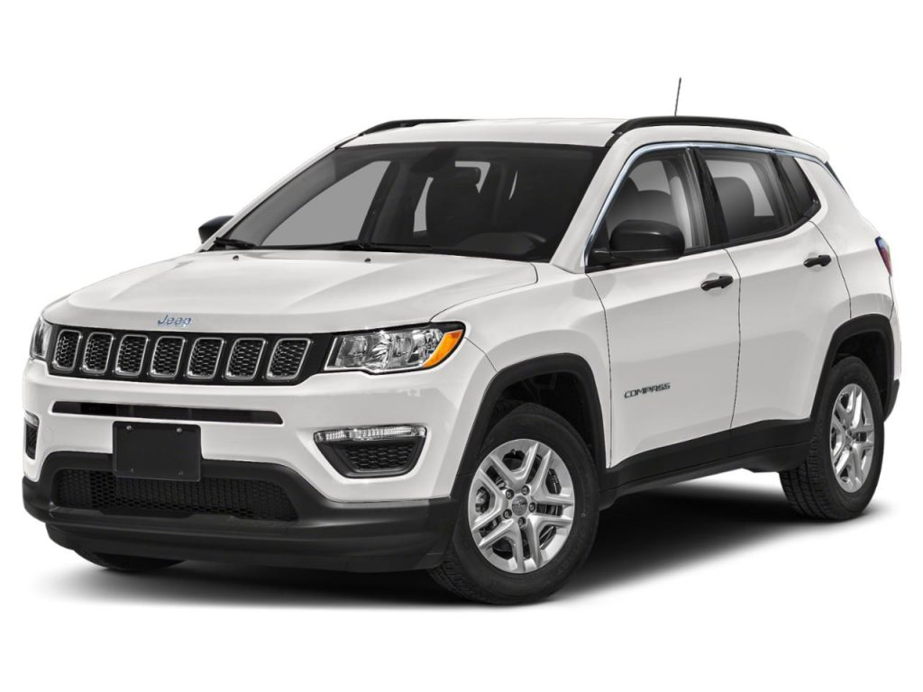 JEEP COMPASS NORTH 4X4 2021