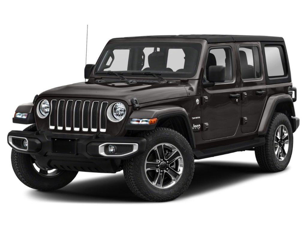 JEEP WRANGLER UNLIMITED HIGH ALTITUDE 2021